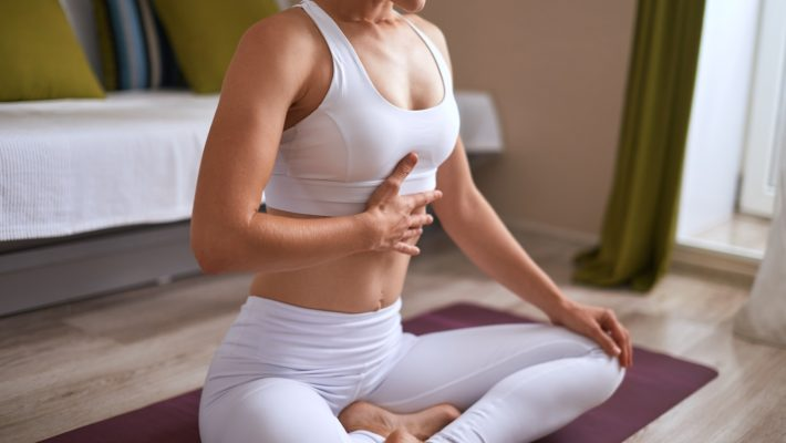 Benefits of Diaphragmatic Breathing